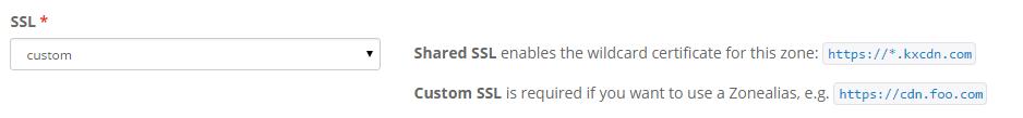 HTTPS on a CDN